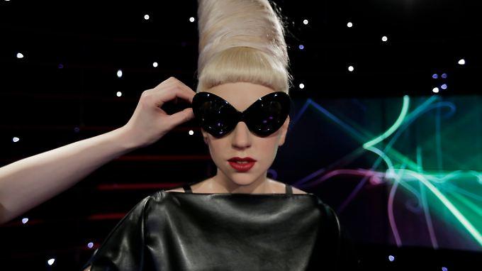 Lady Gaga aus Wachs im Madame Tussauds in Tokio: Als Mensch aus Fleisch und Blut musste wie wegen Hüftschmerzen Konzerte absagen.