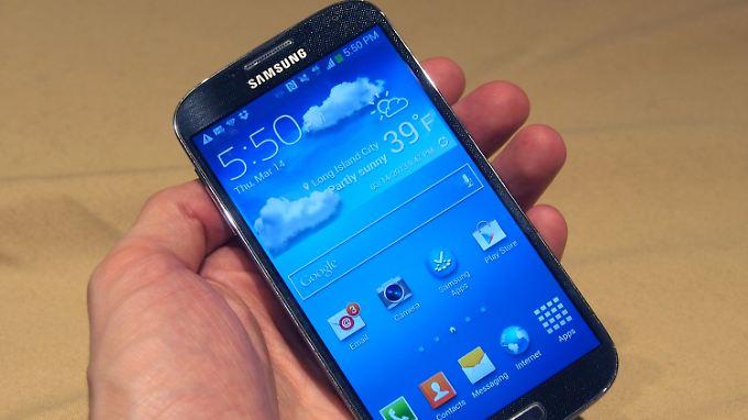Dem iPhone voraus: Was das Samsung Galaxy S4 alles kann