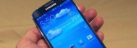 Samsung prahlt mit Galaxy S4: Nach der Kür kommt die Pflicht