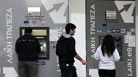 Kontoinhaber werden teilenteignet: Zypern-Deal entsetzt Bankkunden