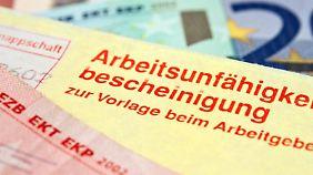 Eine BU-Rente sollte mindestens 1000 Euro betragen, darunter lohnt sich die Sache kaum.