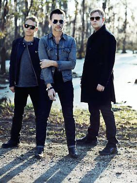 Anfang 50 - kann man altersloser sein als Depeche Mode?