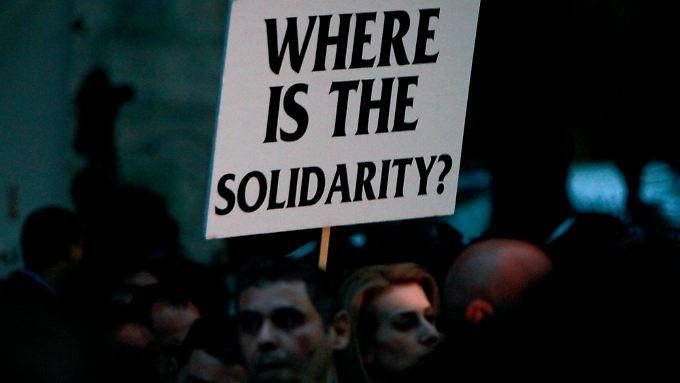 Zypern will Solidaritätsfonds bilden: Plan-B stößt auf Kritik