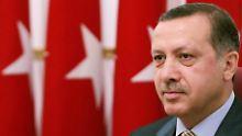 Der türkische Minsiterpräsident Erdogan zeigt sich veröhnlich.