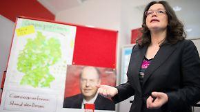 Tür-zu-Tür-Wahlkampf: SPD will den Wähler Zuhause abholen