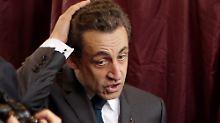 Nicolas Sarkozy soll für 2017 bereits in den Startlöchern gestanden haben.