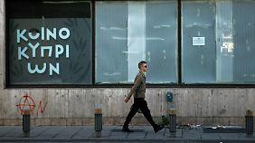 """""""Müssen lernen, uns zu beruhigen"""": Angst auf Zypern noch nicht verflogen"""