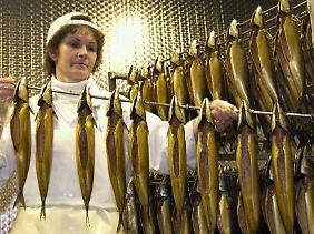 In fettem Fisch ist besonders viel Vitamin D enthalten.