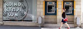 Zyperns Regierung entlässt Vorstände: Bank-Öffnung rückt näher
