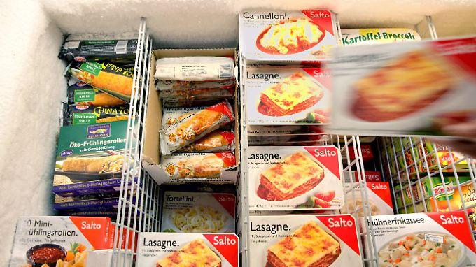 Wegen dem Pferdefleisch-Skandal essen die Verbraucher spürbar weniger Tiefkühlkost und andere Fertiggerichte.