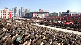 Länder wie Nordkorea haben bei solchen Treffen die Chance, sich zu positionieren und Nein zu sagen.