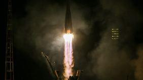 In sechs Stunden zur Raumstation: Neue Besatzung erreicht ISS in Rekordzeit