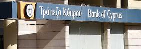 Begünstigten Zyperns Banken Politiker?: Staatsanwaltschaft ermittelt