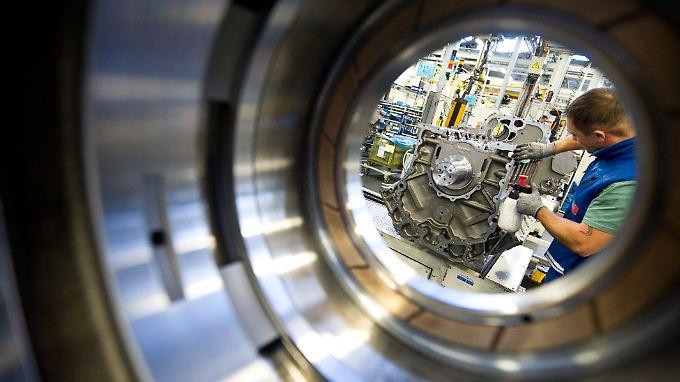 Industrie im Tief: Einkaufmanagerindex für Deutschland und Europa sinkt