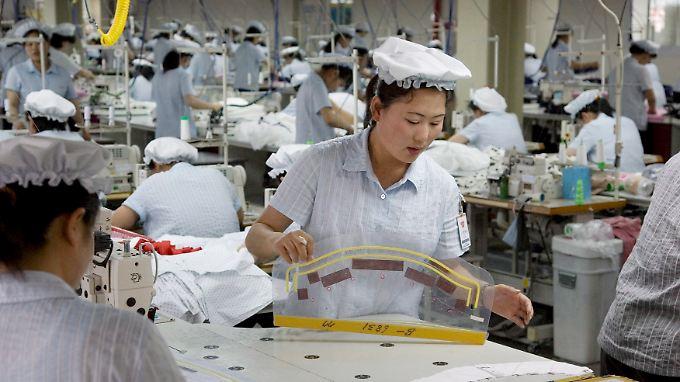 Sonderwirtschaftszone Kaesong: Korea-Konflikt gefährdet Industriepark