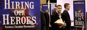 Von wegen Frühjahrsbelebung: US-Firmen schaffen wenige Jobs