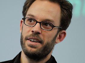 Daniel Domscheit-Berg überwarf sich mit Wikileaks-Gründer Julian Assange.