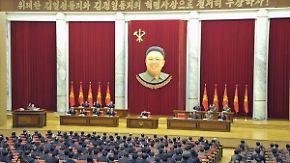 Abzugsempfehlung an Botschaften: Nordkoreas Machtdemonstration