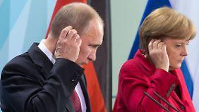 Deutsch-Russische Beziehungen: Kritische Geschäftspartner