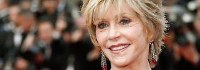 Jane Fonda besiegte ihre Krebserkrankung.