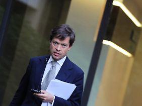 Nicolas Berggruen erhält von der Deutschen Bank Unterstützung.