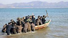 Kim Jong Un setzt auf die Ergebenheit seines Volkes.