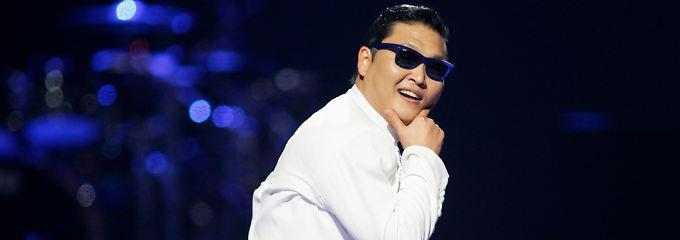 Psy ist cult - nicht nur in Asien.