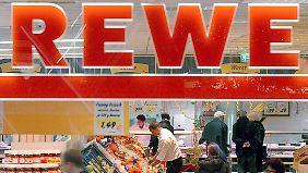Mit dem Einkaufswagen an den Esstisch: Rewe startet Restaurantkette