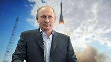 Putins Griff nach den Sternen: Russland macht Milliarden locker