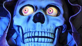 Alpträume können wichtige therapeutische Funktionen haben. Das gleiche gilt für Horror-Trips.