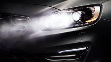 Es werde Licht auf den Straßen: 100 Jahre Autoscheinwerfer