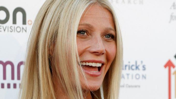 """Gwyneth Paltrow ist laut """"People"""" die Schönste."""