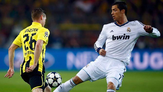 Live Stream Online Rückspiel Bvb Gegen Real Madrid
