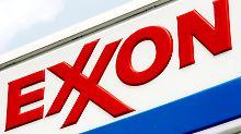 Der US-Ölmulti Exxon hat im ersten Quartal erneut Milliarden verdient.