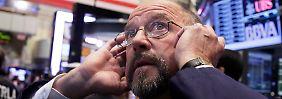 Zwei Schritte vor, ein Schritt zurück: US-Konjunktur erwacht zögerlich