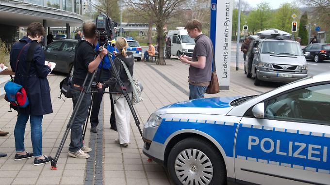 Motiv noch unklar: 74-Jähriger erschießt Landrat in Hameln