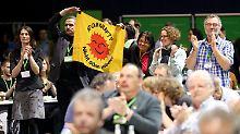 In der Anti-Atom-Bewegung haben viele Grüne ihre Wurzeln.