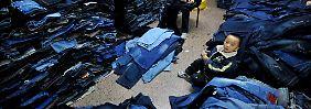 """So schlecht waren die Ergebnisse bei einem """"Öko-Test Jeans"""" noch nie."""
