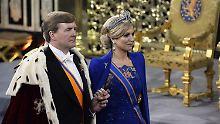 König Willem-Alexander und Königin Máxima führen die niederländische Monarchie in die neue Zeit.