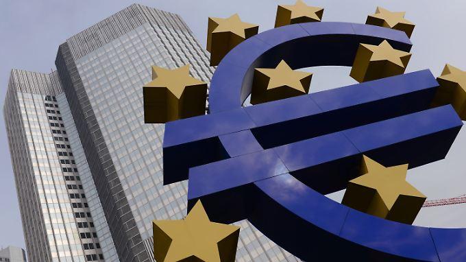 Die Inflation in der Eurozone ist derzeit äußerst niedrig.