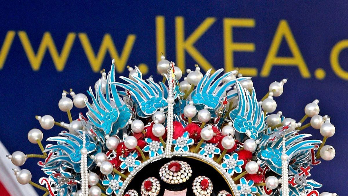 Billy regale mit karma ikea darf nach indien for Indische regale