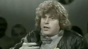 """""""Es ist fantastisch"""": Cohn-Bendit 1982 im französischen Fernsehen."""