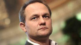 Marcus Bocklet ist sozialpolitischer Sprecher der Grünen im hessischen Landtag.