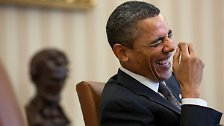 Ausgiebiges Lachen kann sogar den Gang ins Fitnessstudio ersparen. Zehn Minuten herzhaftes Gelächter steigern den Kalorienverbrauch um bis zu 20 Prozent.