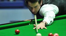 20.000 Pfund für ein verlorenes Snookerspiel: Weltmeister O'Sullivan sollte manipulieren
