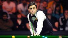 """""""Snooker ist nicht meine Sache"""": Ronnie O'Sullivan."""