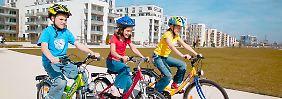 Kinder-Fahrradhelme im Test: Auch cool kann sicher sein