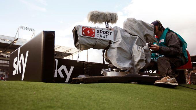 Sky Deutschland ist mittlerweile eine Tochter von News Corp.