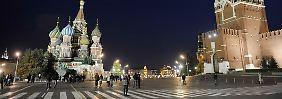 Fahnder verhindern Anschlag: Terroristen planen Attacke auf Moskau