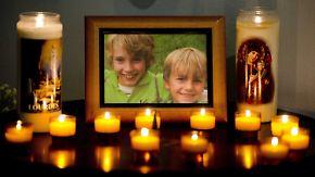 Keine Angaben zur Todesursache: Vater soll Ruben und Julian ermordet haben